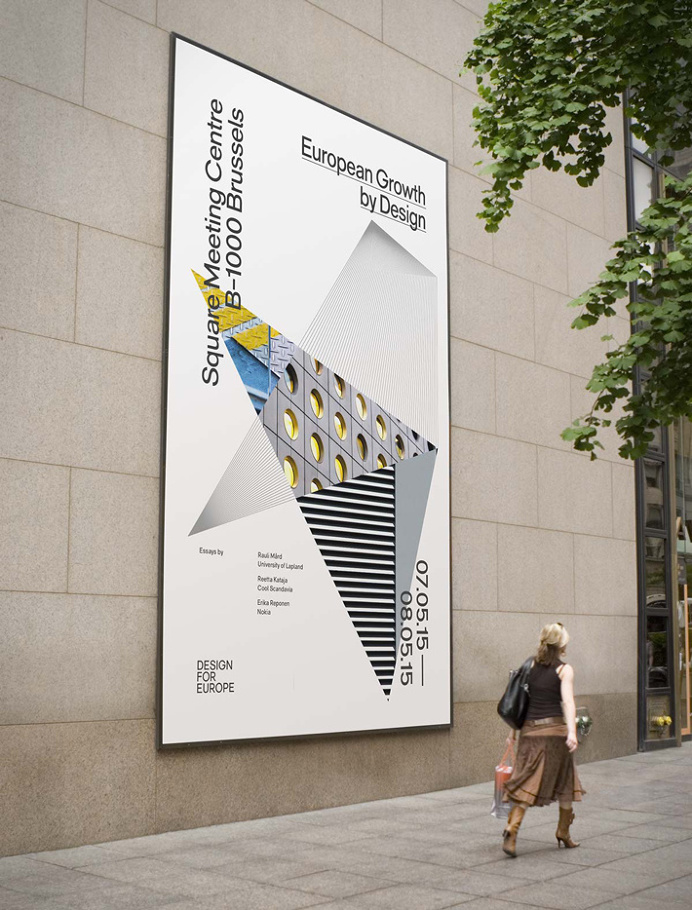 Design for Europe by Only #banner #poster #manifest