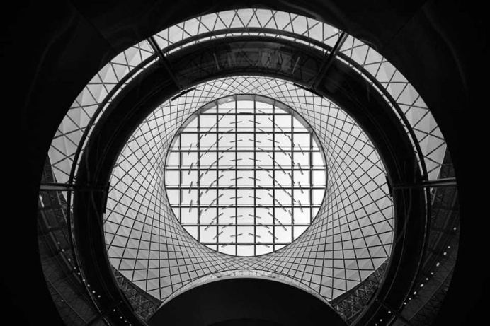 EmotionArch: Incredible BW Architecture Photography by Alessio Forlano