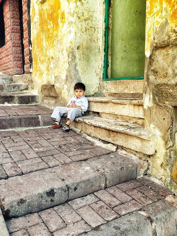 Istanbul boy in the streets   Flickr - david walby #streets #boy #turkey #walby #istanbul #iphone #photography #david #wall-b
