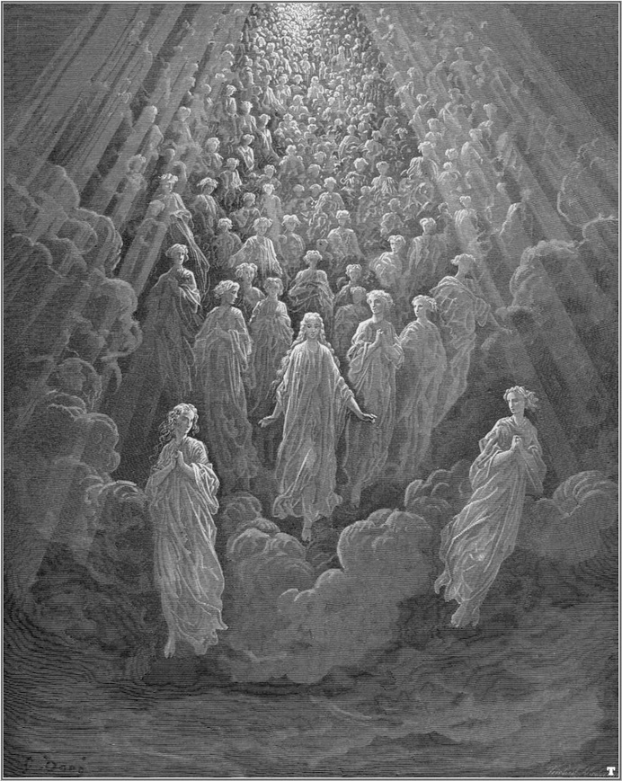 Paul Gustave Doré Christian Imagery — DOP #engraving