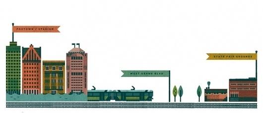 Lotta Nieminen #city #illustration #buildings