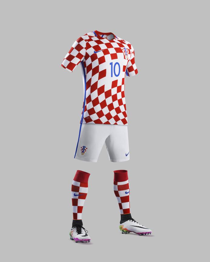 Nike Croatia 2016 National Kit