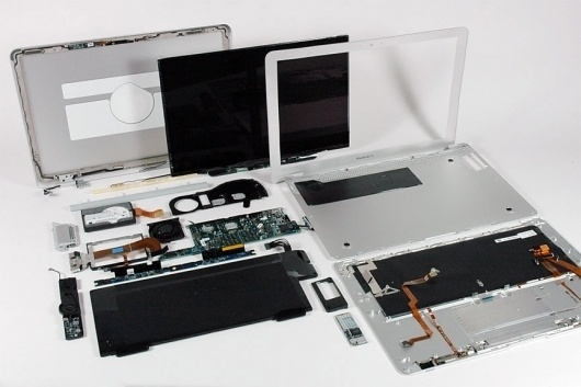 ifixitmacbookair12.jpg (864×576) #computer #apple #laptop #industrial #mac