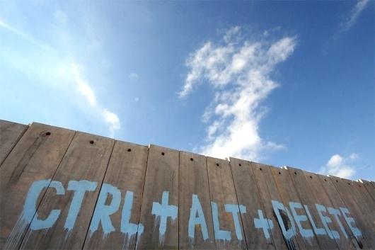 Ctrl+Alt+Delete : Filippo Minelli #graffiti