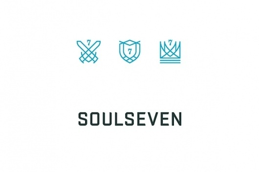 Logos 1 - Sold on the Behance Network #branding #icon #soulek #logo #sam
