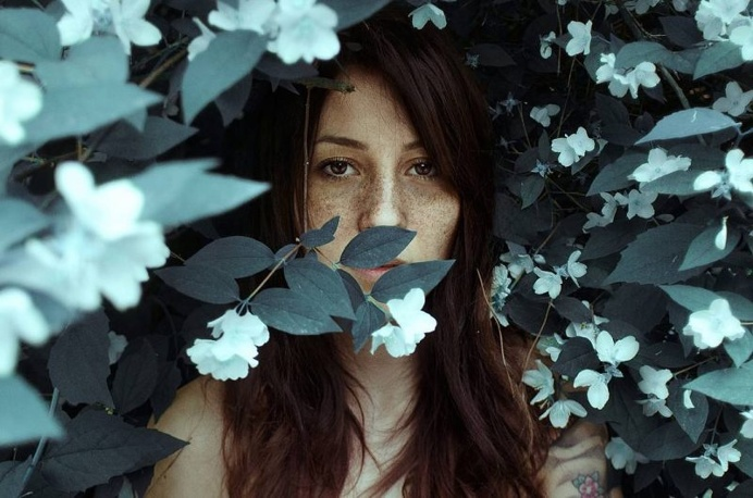 Amazing Female Portraits by Ciro Galluccio