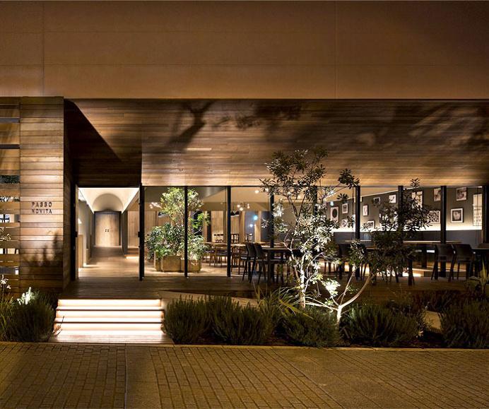 Japanese Project for Italian Restaurant in Tokyo - restaurant, restaurant design, restaurant decor, retail design, #restaurant