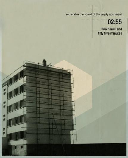 tumblr_ktzw8rkQ6j1qa5y9j.jpg 500×615 pixels #fifty #minutes #two #hours #five #art #apartment