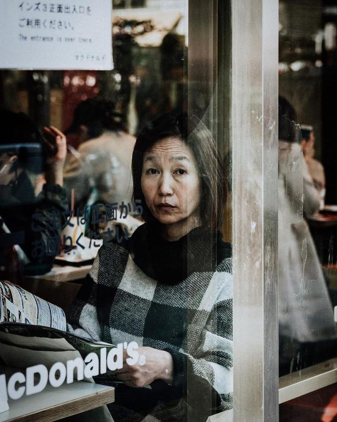 Cinematic Street Portraits in Japan by Michelle Viljoen