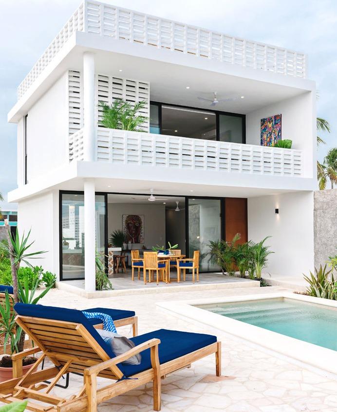 Casa Sebastian by Workshop, Diseño y Construcción - InteriorZine #architecture #house #home
