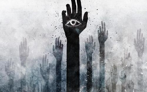 Likes | Tumblr #eye #god #up #hands