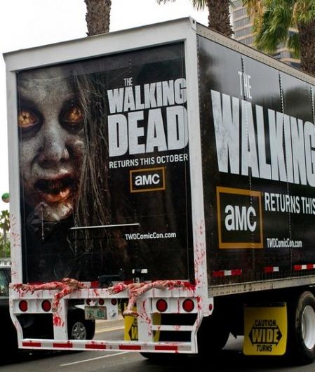 Advertising | Tumblr #movie #biggest #horror #black #advertising #zombies