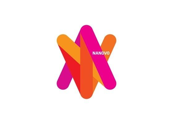 nanovo : portfolio #logo #branding