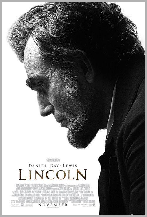 Lincoln Poster Design