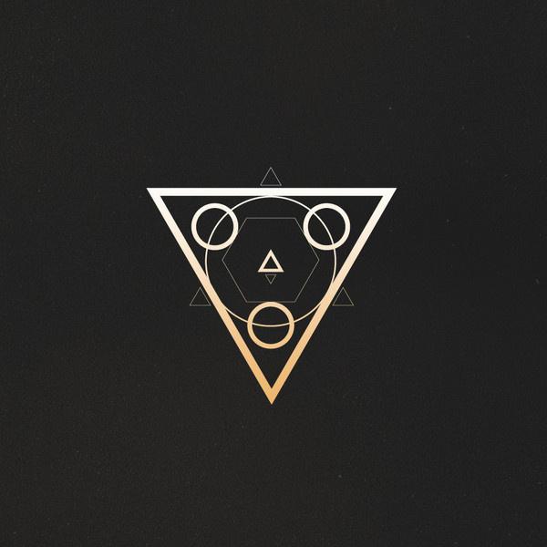 stereodvt glyphs #triangle #poster #glyphs