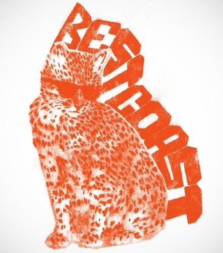 graphic : ASHKAHN Studio + Company #cooooool #cat #best #poster #coast