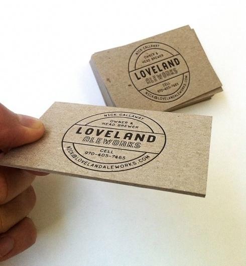 Wall Photos #business #card #print #design #letterpress #identity #logo