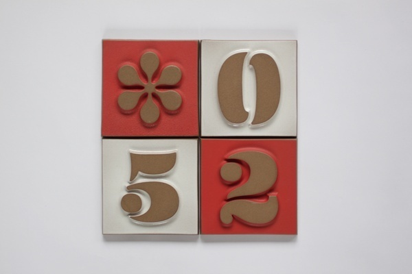 Modern, Eames, Typography, House Industries