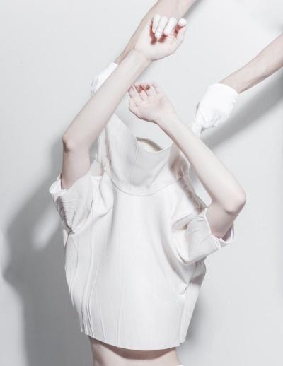 Melitta Baumeister: Graduation Collection - Thisispaper Magazine