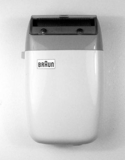 Brief / Relief #braun #razor #industrial #design