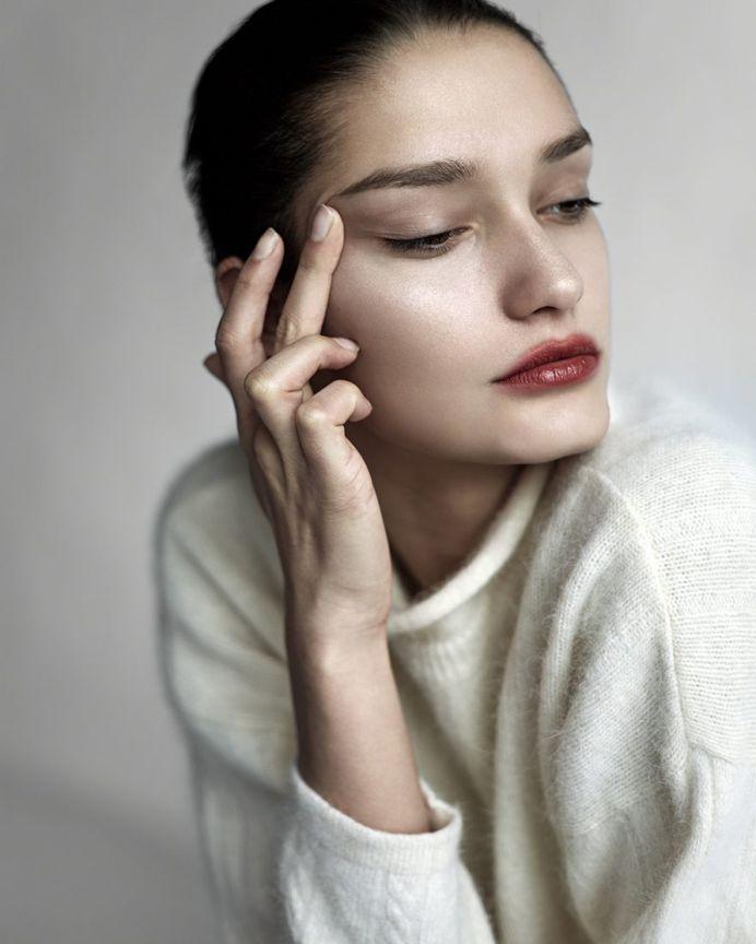 Beautiful Female Portrait Photography by Szilard Orban