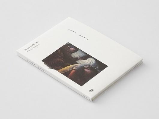 wangzhihong.com / Bench.li #inspiration #white #book #type #editorial #typography