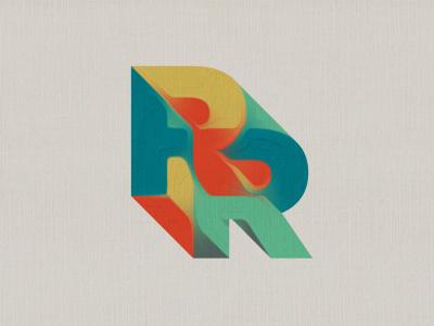 "visualgraphc:""R"" by Brent Schoepf #visualgraphc #schoepf #brent"