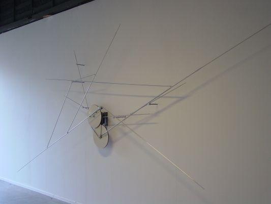 Arabesk # 21 - Gijs van Bon #kinetic #art