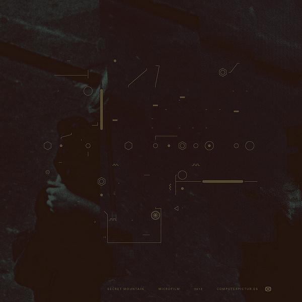 photo #digital #black #glitch #geometric
