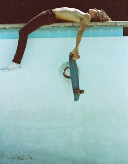 Dylan Jet « PICDIT #skateboard #blue #photography #photo