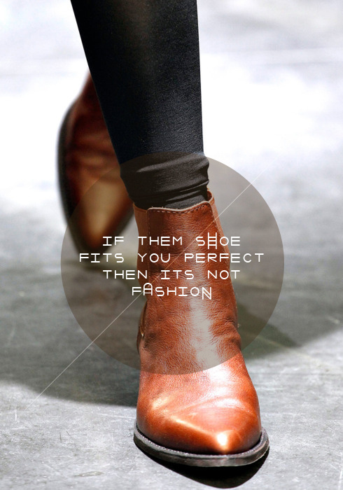 Them Shoe Quote #inspiration #wordly #quote #click #quotient #wisdom #step #shot #fashion #snap #saying #style #hoe