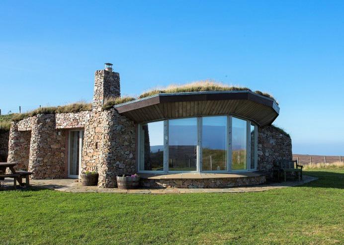Luxury Honeymoon Cottages - Coillabus Eco Luxury Lodges
