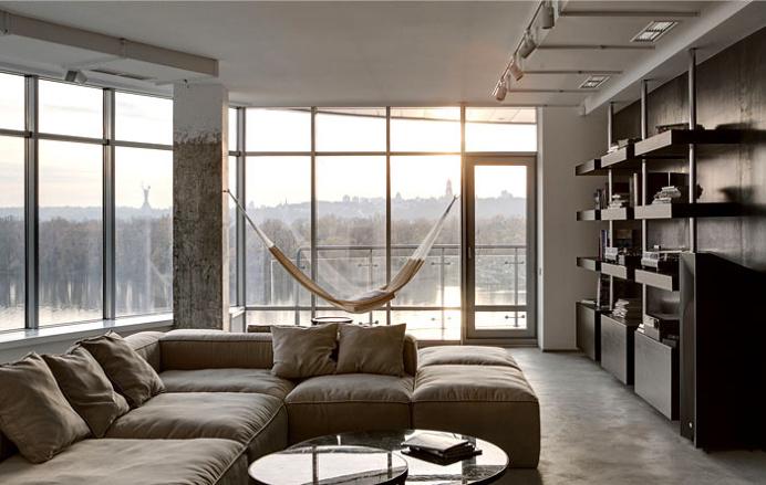 Contemporary Ukrainian Apartment by FORM - #decor, #interior, #homedecor, #architecture, #home,