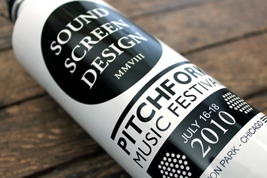 Looks like good Graphic Design by Kyle White #typography