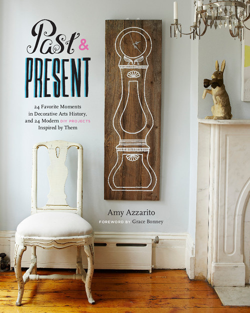 past present photocover #layout #design #graphic #typography