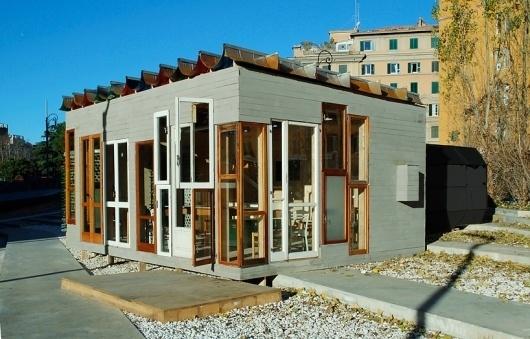 raumlaborberlin: officina roma #fluxus #architecture
