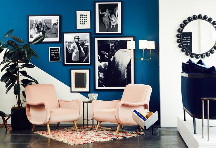 #armchair #wall #interior #furniture