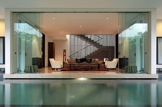 Design upcomers: Indonesian dream house #architecture