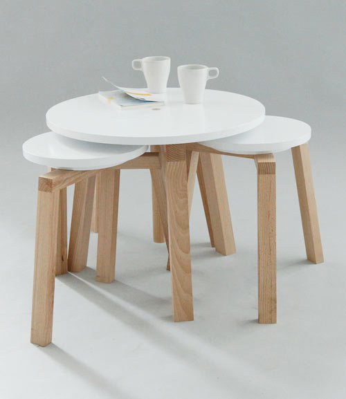 Adjustable Multifunctional Furniture by Agnieszka Mazur Photo #interior #design #industrial