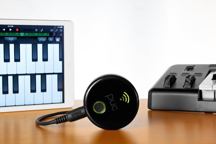 PUC Wireless MIDI Connection for iOS Devices #tech #flow #gadget #gift #ideas #cool