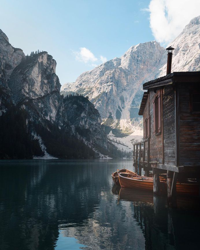 Andrea Tura Captures Spectacular Landscapes in the Italian Mountains