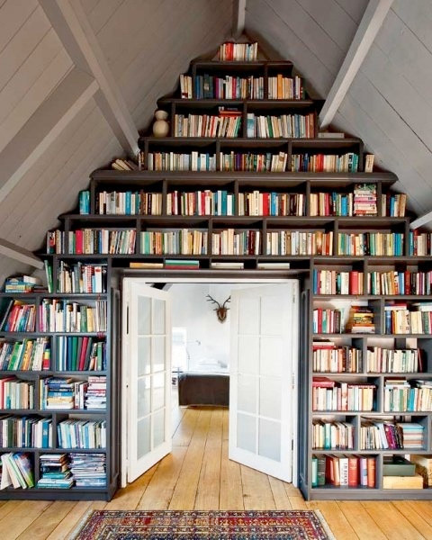 Bookshlef #interiors #bookshelf