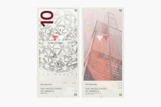 Dollars by Travis Purrington › Inspiration Now #design #graphic #money