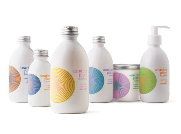 Another Place #packaging