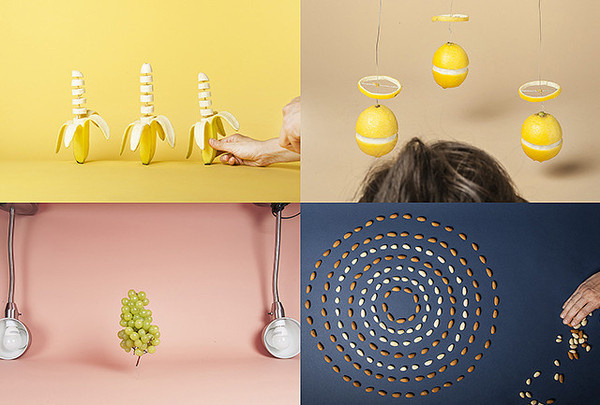 Creative Food Photography by Marion Luttenberger #inspiration #photography #food