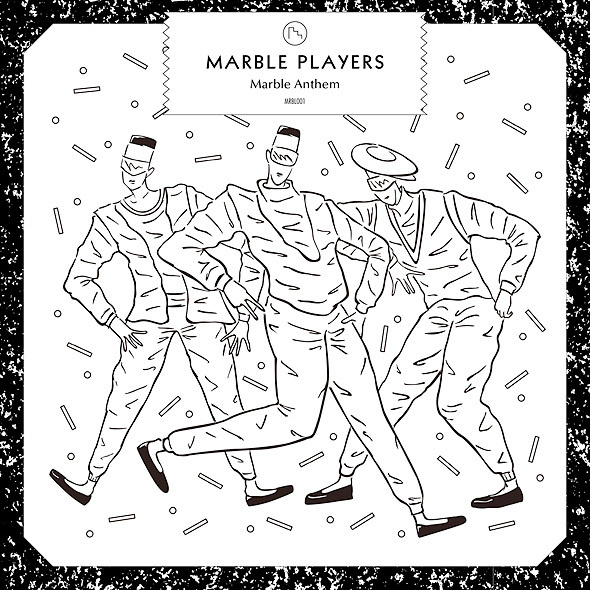 Work | Museum Studio – Art Direction #album #players #museum #cover #illustration #studio #marble