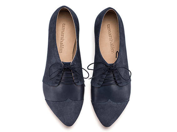 Polly Jean limited addition #shoes #oxford #navy
