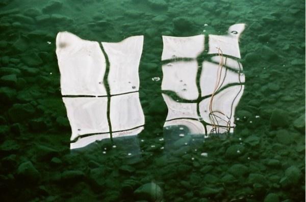 Matthias Paul Hempt Photography #window #abstract #water #reflection