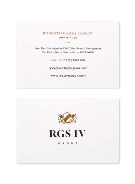 RGS IV Group. by Face. #card #print #business