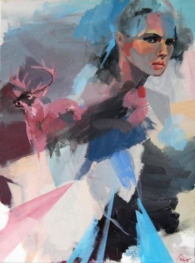 Free People Blog - Part 17 #buck #painting